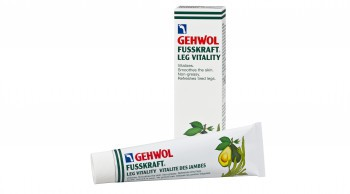 gehwol fusskr been vit 125 ml