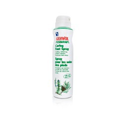 gehwol fusskr caring foot spray 150 ml