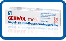GEHWOL MED NAG/HUID BESCHERMINGSCREME 15 ml