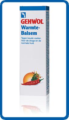 gehwol warmte-balsem 75 ml