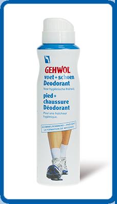gehwol foot+shoe deodorant 150 ml