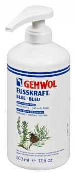 gehwol fusskr blauw 500 ml met pomp