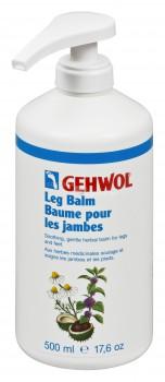 GEHWOL BEENBALSEM 500 ml met pomp