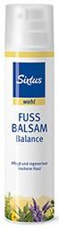 SIXTUS SENSITIVE VOETBALSEM 100 ml / Voorheen Balance