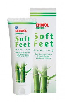 gehwol fusskr soft feet peeling 125 ml
