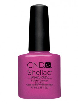 CND SHELLAC Sultry Sunset 7,3 ml
