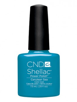 cnd shellac cerulean sea 7,3 ml