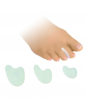 FRESCO TOE SEPARATORS maantje Medium 2 stuks