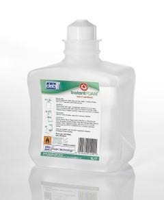 deb instantfoam 1000 ml desinfecterend schuim; 99,999% bacteriedodend