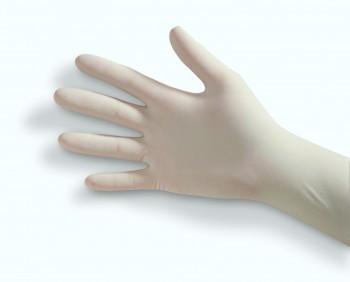 handschoenen latex m 100 stuks poedervrij