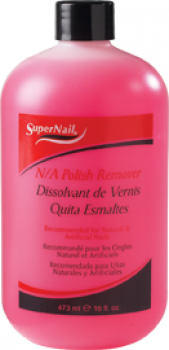 dissolvant n/a polish remover 473 ml supernail