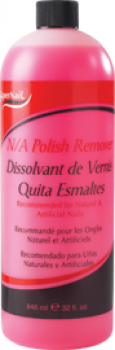dissolvant n/a polish remover 1000 ml supernail