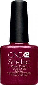 CND SHELLAC Crimson Sash 7,3 ml