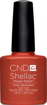 cnd shellac fine vermillion 7,3 ml