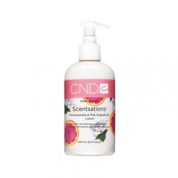 CND HAND & BODYLOTION 245 ml Honeysuckle & Pink Grapefruit lotion