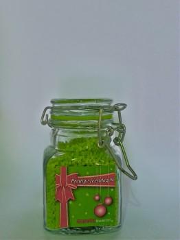 RELATIEGESCHENK Glazen Potje Met Kruidenbad Groot