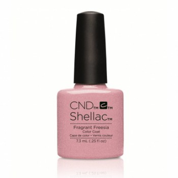 cnd shellac fragrant freesia 7,3 ml