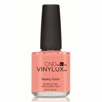 cnd vinylux salmon run 15ml