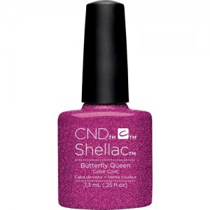 cnd shellac butterfly queen 7,3 ml