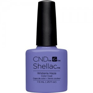 cnd shellac wisteria haze 7,3 ml