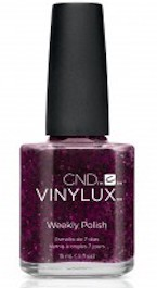 CND VINYLUX Poison Plum 15ml