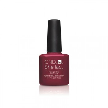 cnd shellac rouge rite 7,3 ml