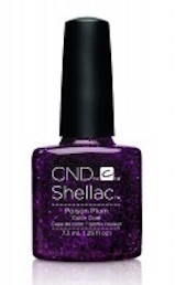 CND SHELLAC Poison Plum 7,3 ml