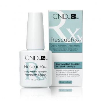 cnd rescue rxx 15ml dagelijkse keratine behandeling