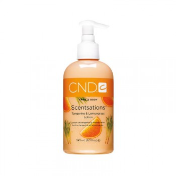 cnd hand & bodylotion 60 ml tangerine & lemongrass