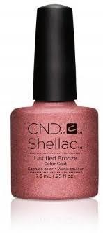 cnd shellac untitled bronze 7,3 ml