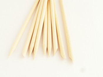 wooden sticks 12pcs