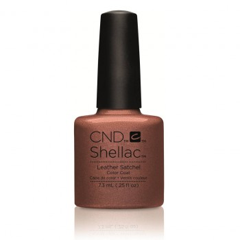 CND SHELLAC Leather Satchel 7,3 ml