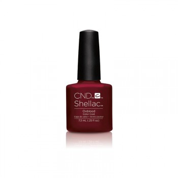 cnd shellac oxblood 7,3 ml