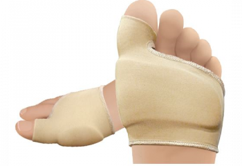 FRESCO GEL BUNION SLEEVE ( voor links & rechts )