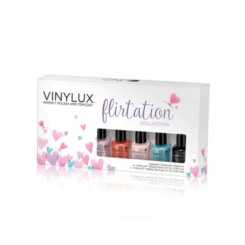CND VINYLUX Filtrationl pinkies klein 5x4ml