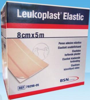 leukoplast elastic 8cm x 5m