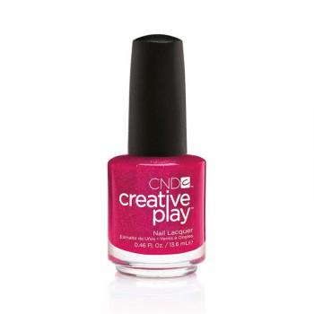 cnd creative play 13,6ml cherry-glo-round #469