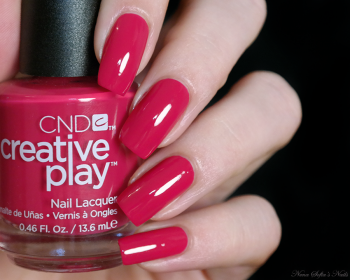 cnd ceative play red the affair 15ml