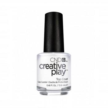 cnd creative play 13,6ml top coat