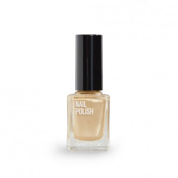 gd nail polish golden glow 11ml