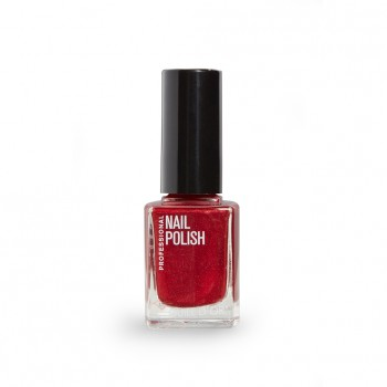 GD Nail Polish Red Metal 11ml