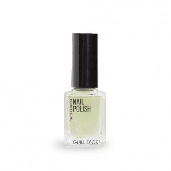 gd nail polish soft lemon 11ml