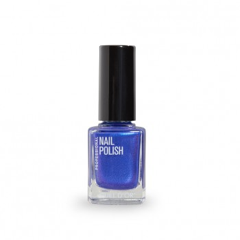 gd nail polish blue sparkle 11ml