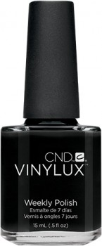 CND VINYLUX Black Pool 15ml