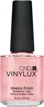 cnd vinylux grapefruit sparkle 15ml