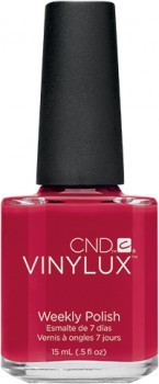 cnd vinylux rouge red 15ml