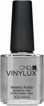 cnd vinylux silver chrome 15ml