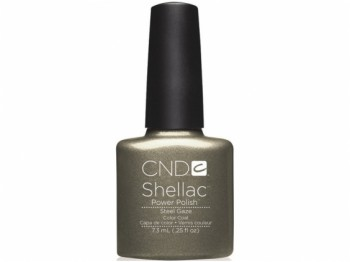CND SHELLAC Steel Gaze 7,3 ml