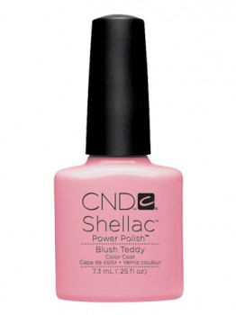 cnd shellac blush teddy 7,3 ml