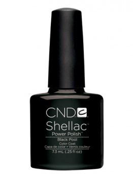 CND SHELLAC Black Pool 7,3 ml
